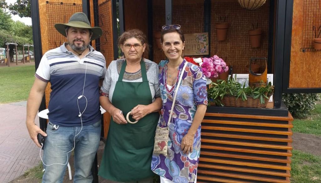 La Feria Verde cumplió cuatro años de vigencia en la ciudad