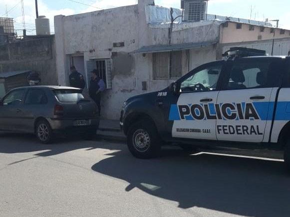 Investigaciones y allanamientos en Córdoba por un caso ocurrido en nuestra ciudad