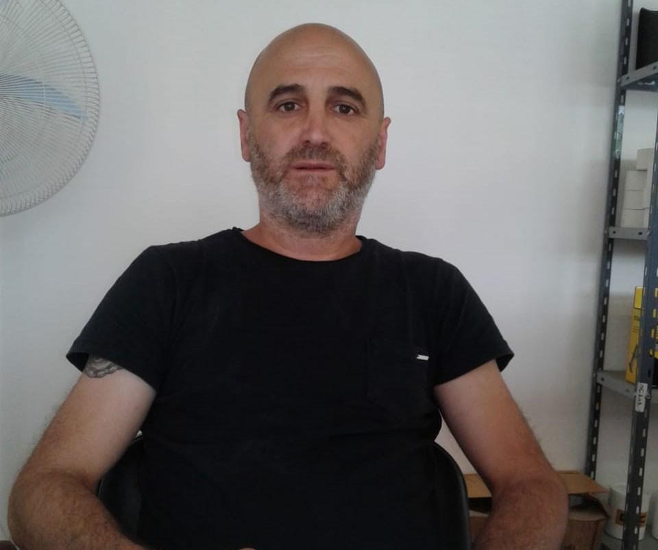 Fabian Campos: 'Estamos con la tranquilidad de que el trabajo que se hizo fue muy bueno'