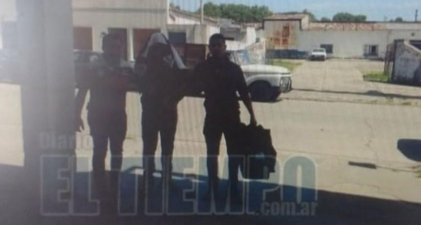 Detuvieron en Azul a un hombre que está procesado por un homicidio en Olavarría