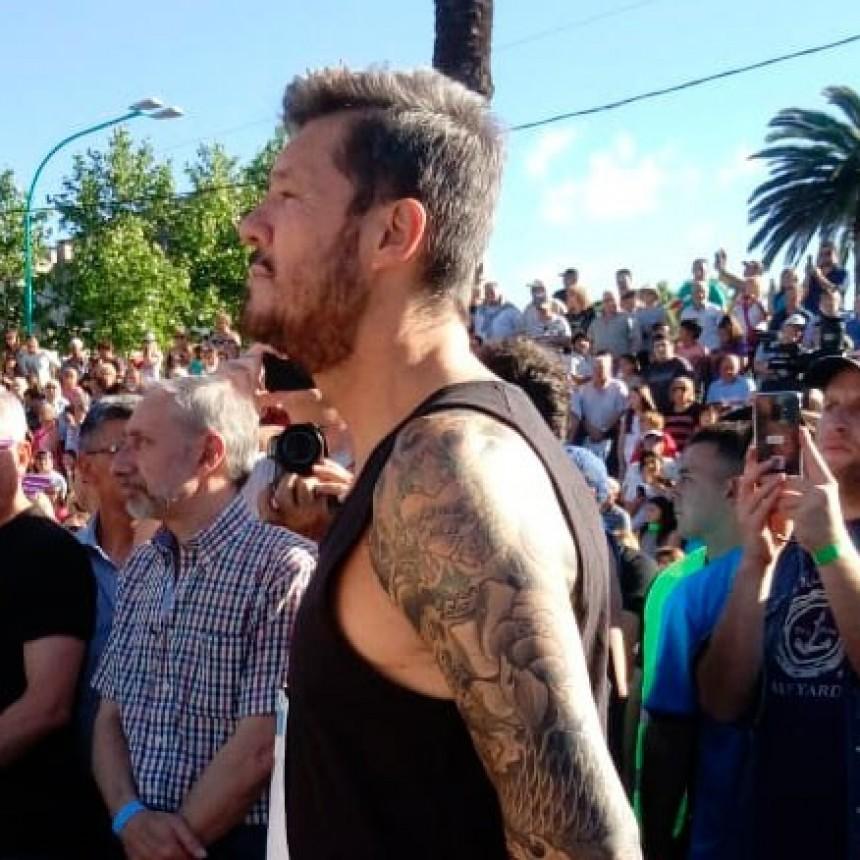 Marcelo Tinelli le dejó otro triunfo a Bolívar