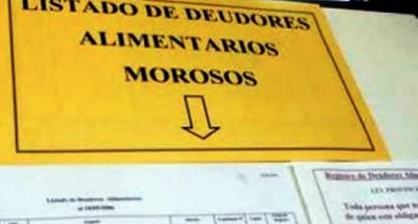 Avanza proyecto para que los deudores alimentarios morosos no puedan ser candidatos ni presentarse para cargos en la Justicia