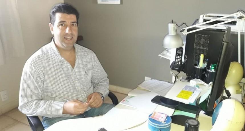 Javier Fernández: 'Me daba cuenta de que el productor no estaba conforme con nuestro trabajo'