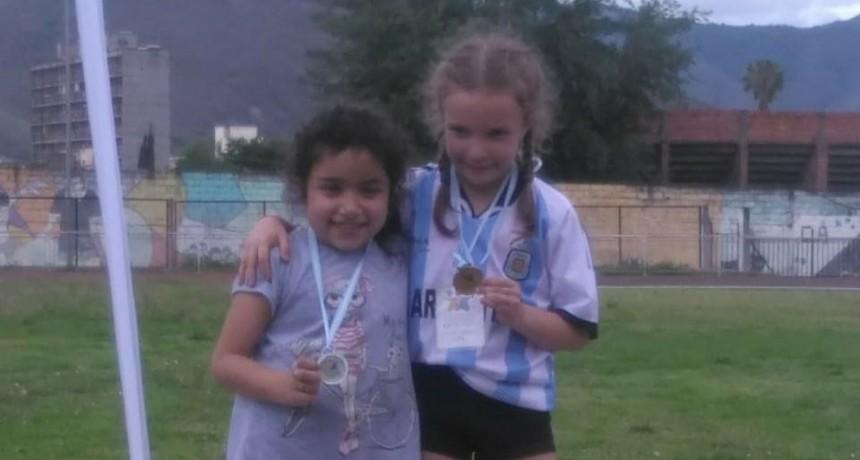 Orgullo bolivarense: Pilar Dadante participó de los Juegos Nacionales para Deportistas Trasplantados