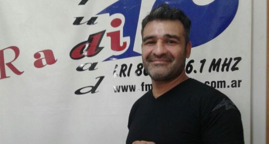 Walter Cabral: 'Los festivales de boxeo siempre te dejan algo bueno'