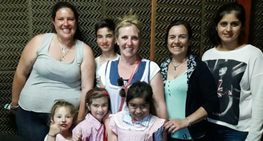 El JIRIMM N.º 12 del Paraje Pablo Landó participó del Encuentro de Escuelas Rurales en el Parque Las Acollaradas