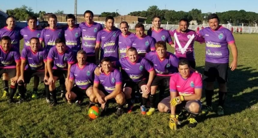Se jugó la 3º fecha del Fútbol Senior de Mayores