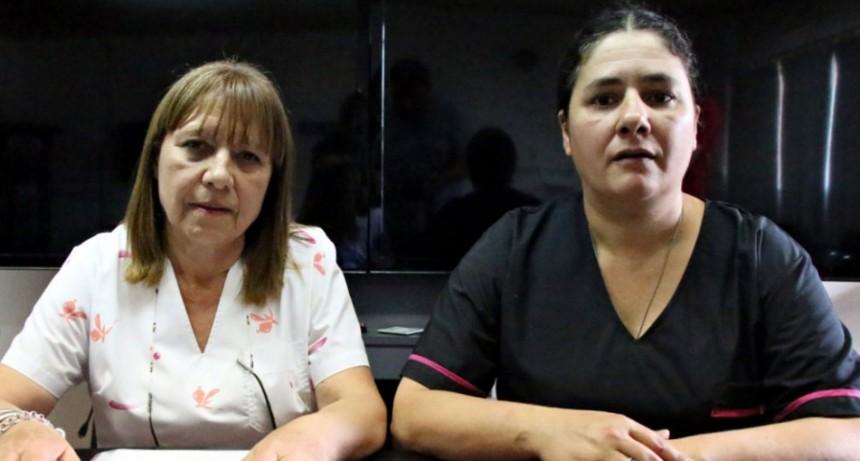 El Hospital Municipal presentó una campaña de concientización y prevención
