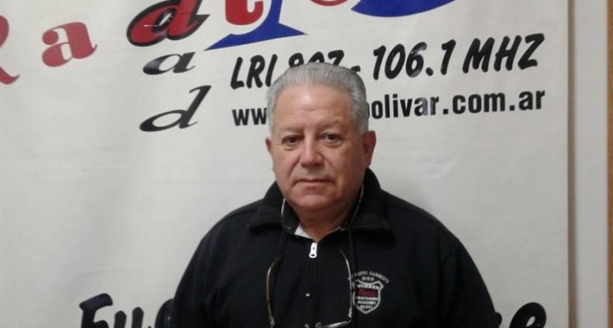Juan Carlos Cuscó: 'Hasta ahora se juegan el domingo 11 pero en caso de suspenderse por lluvias se jugará el próximo domingo 18'