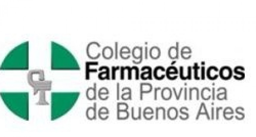 El miércoles 14 de 10 a 12 horas las farmacias locales atenderán por ventanilla de turno