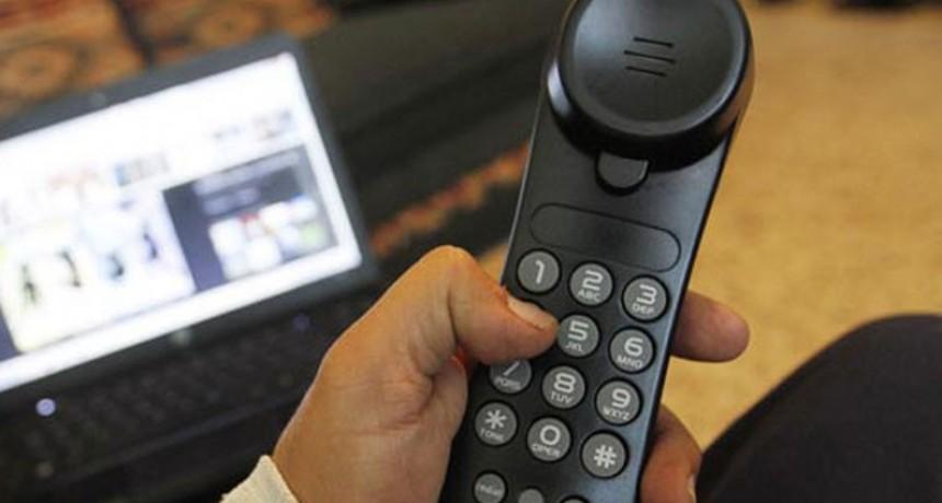 Se alerta a la comunidad sobre posibles llamados telefónicos que implicarían una estafa