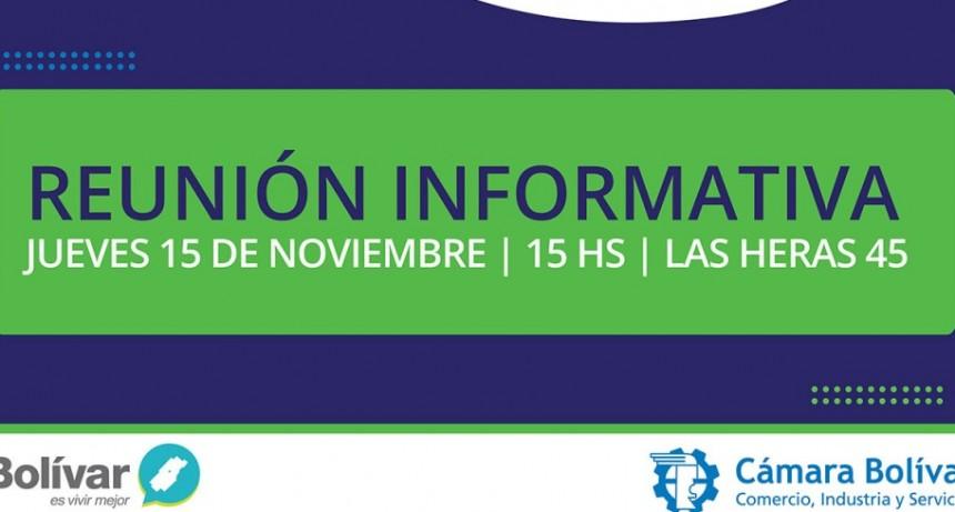 La Cámara Comercial invita a la reunión informativa de Tantísimo Gusto!