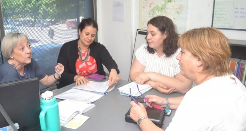 La Municipalidad adhirió al SIP y al Fondo de Emergencia para situaciones de violencia de género