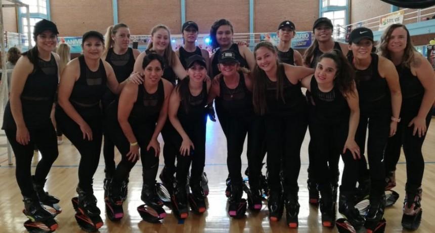 El Kangoo Jumps del Club Ciudad obtuvo el segundo en un encuentro internacional