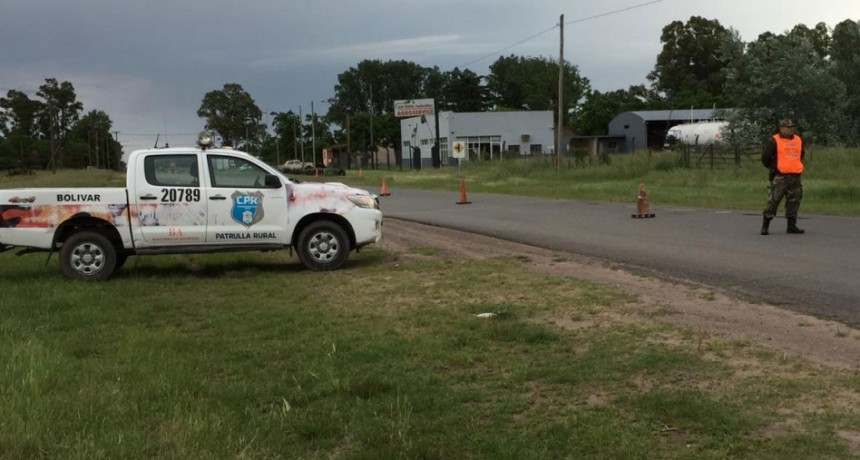 CPR Bolívar: Operativos de Prevención y Allanamientos de los últimos días