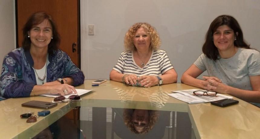 Susana Patti: 'El intendente ya firmó el acuerdo por el fondo educativo solo resta que haga lo propio la presidente del Consejo Escolar'