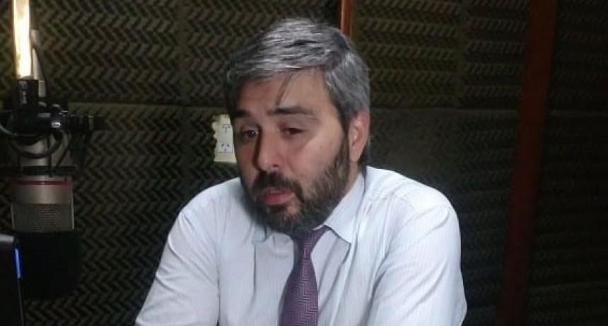 Marcos Beorlegui: 'La política tiene que dejar algo para la gente, si no es así me voy a mi casa'