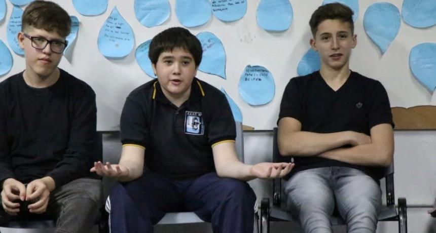 El lunes se realiza el cierre del Encuentro Joven de Género y Diversidad