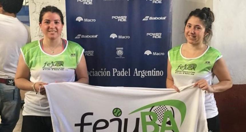 Pádel: Bolívar estará representado en el sudamericano de Chile a través de la paleta de Melina Estelrich