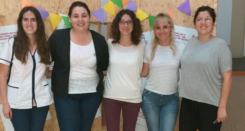 Marianela Zanassi: 'Es una propuesta que me entusiasma mucho porque en cada encuentro surgen diferentes ideas para seguir trabajando'