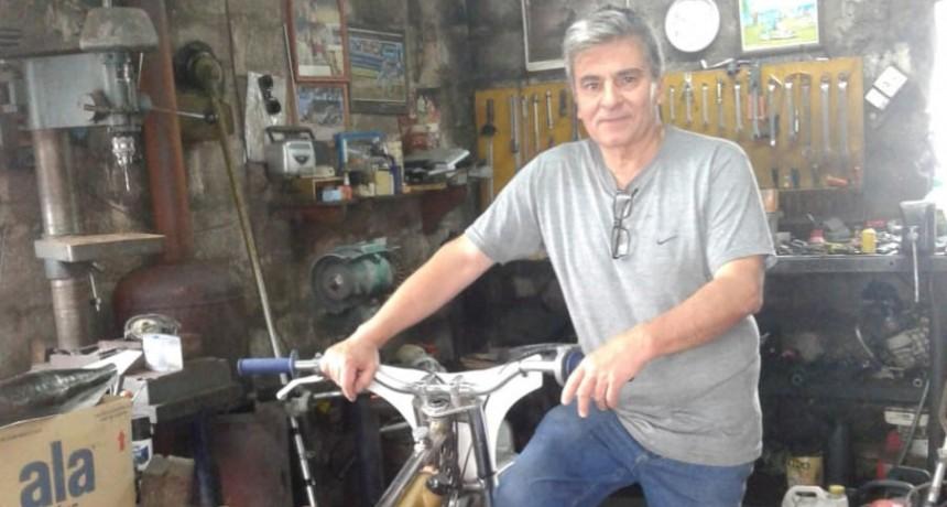 Sergio Zuccarino: 'Por ahora los proyectos van marchando, con algunas dificultades, pero van'