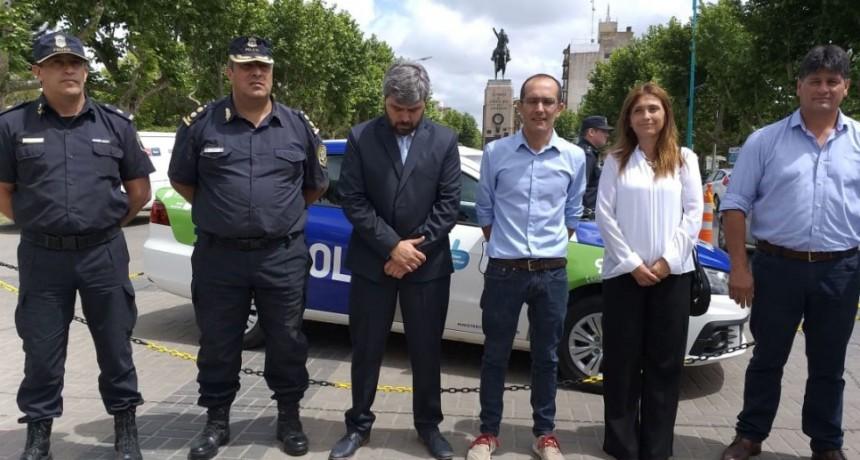 Marcos Pisano: 'Lo que nos moviliza es el compromiso de seguir trabajando en conjunto para combatir el delito'