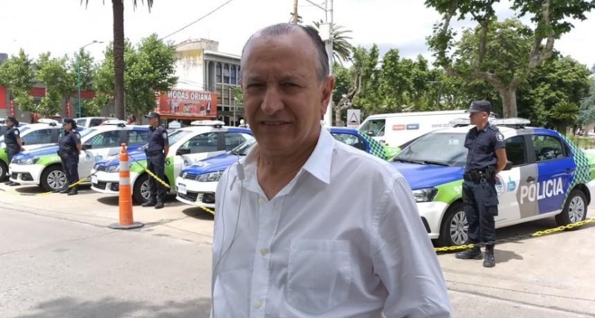 Ricardo Criado: 'En estos temas debemos estar todos juntos, porque se beneficia la comunidad'