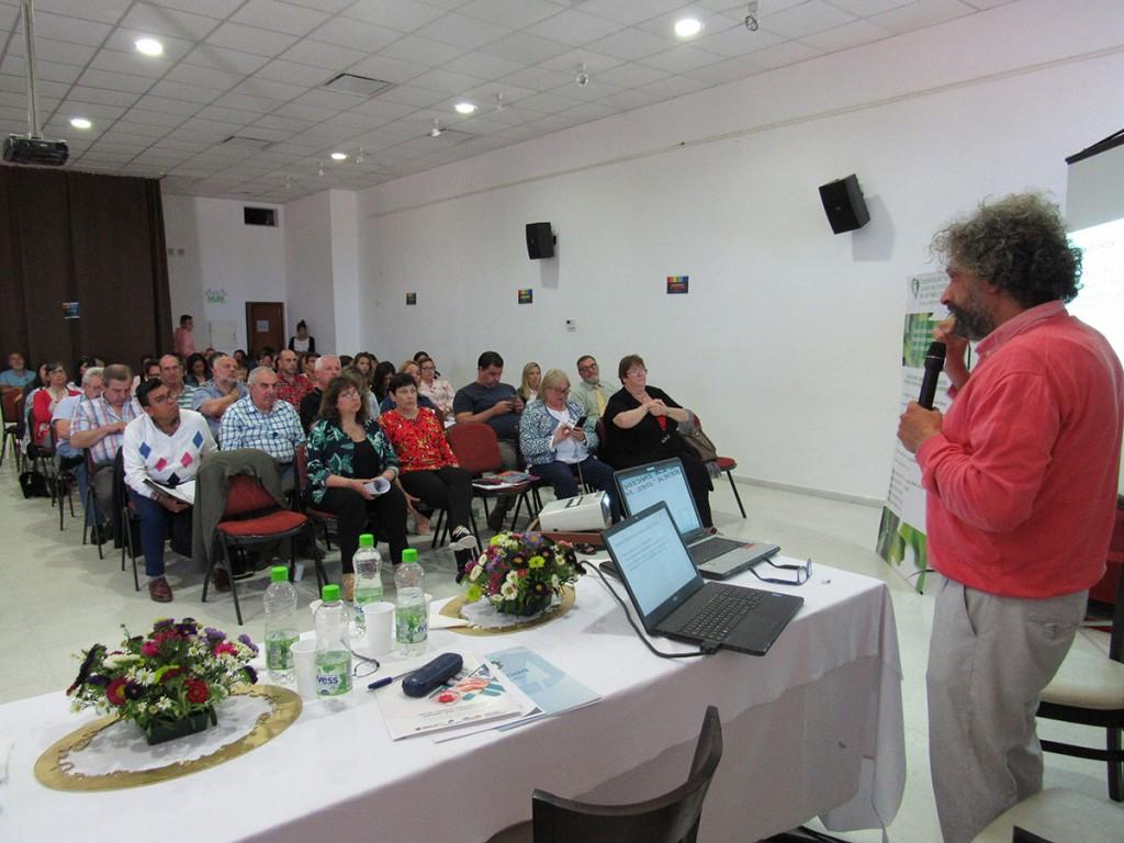 Exitosa convocatoria y fuertes expectativas en la creación y fomento de cooperativas sociales