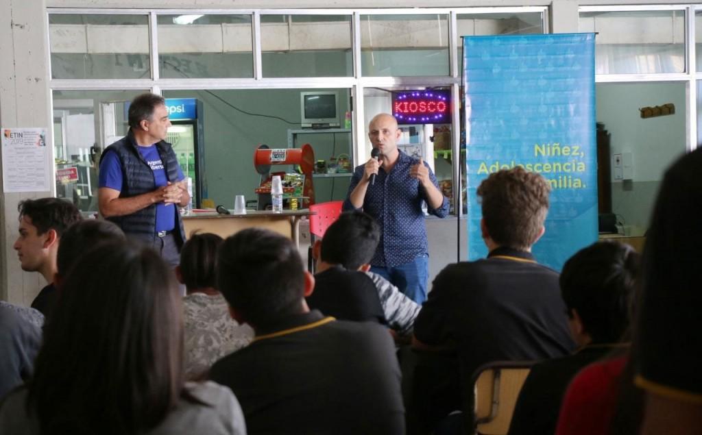 La Asociación Argentina Cibersegura brindó charlas sobre Educar en Tiempos Digitales