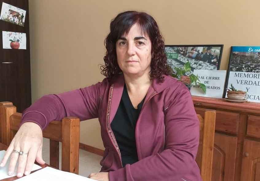 Rosana Sánchez: 'Como compañeros no nos podemos negar a repudiar estas acciones agresivas'