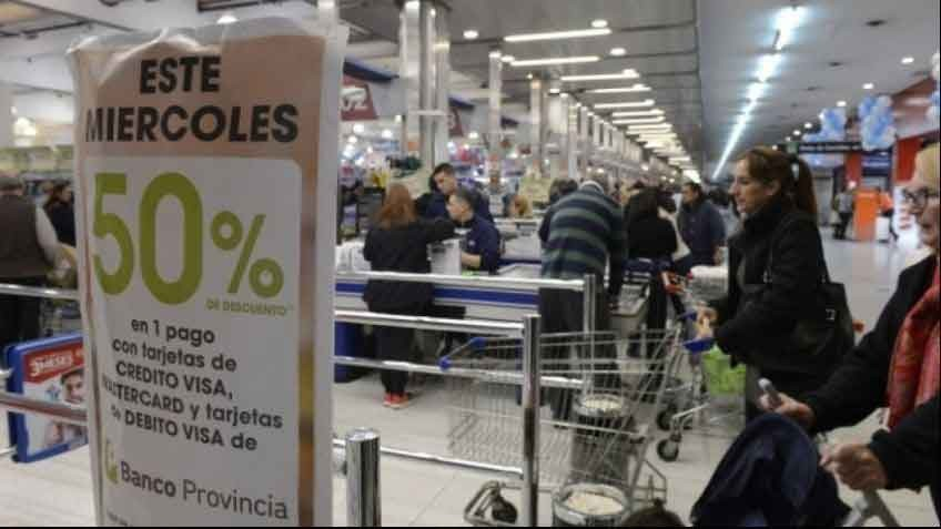 En noviembre no habría 'Súper Miércoles' en los supermercados