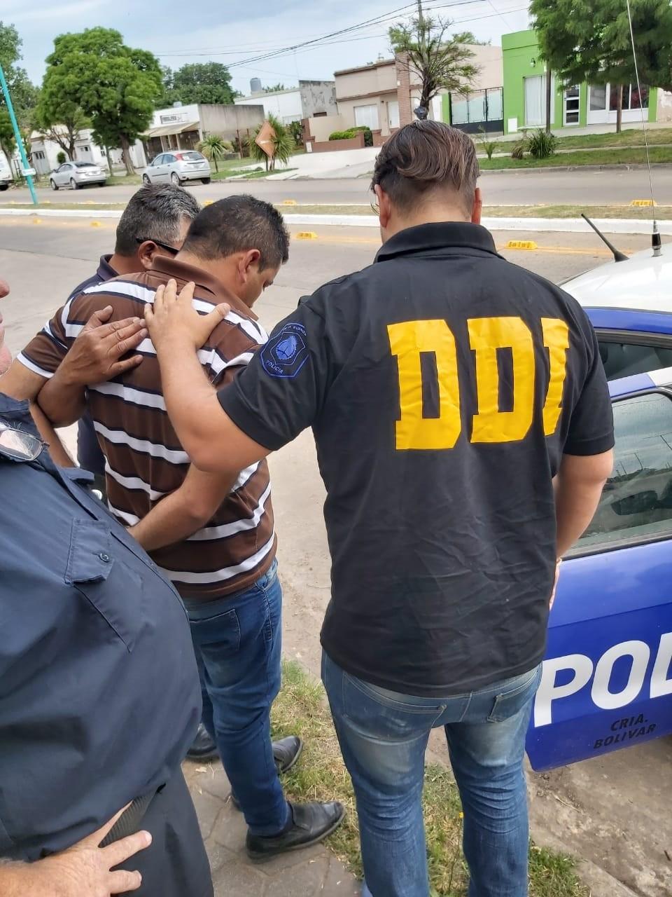 La Policía detuvo en San Luis a uno de los autores del 'Cuento del tío' a una mujer de Bolívar