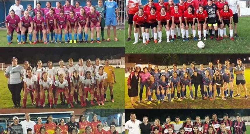 El próximo viernes se jugará la 3º fecha de la copa ciudad de fútbol femenino