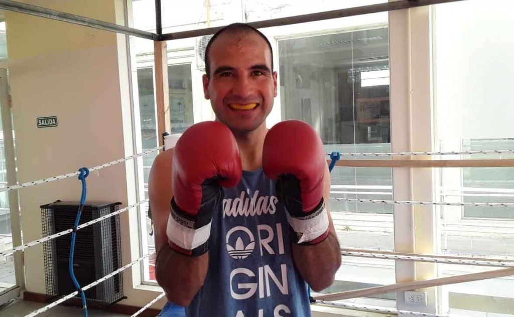 Martín Torraco: 'Estoy feliz de poder estar peleando en tan alto nivel'