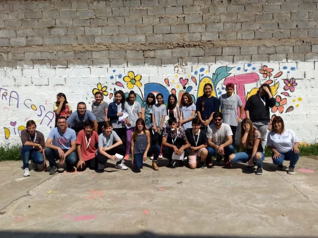 Alumnos de la escuela secundaria N° 4 visitaron el DIAT