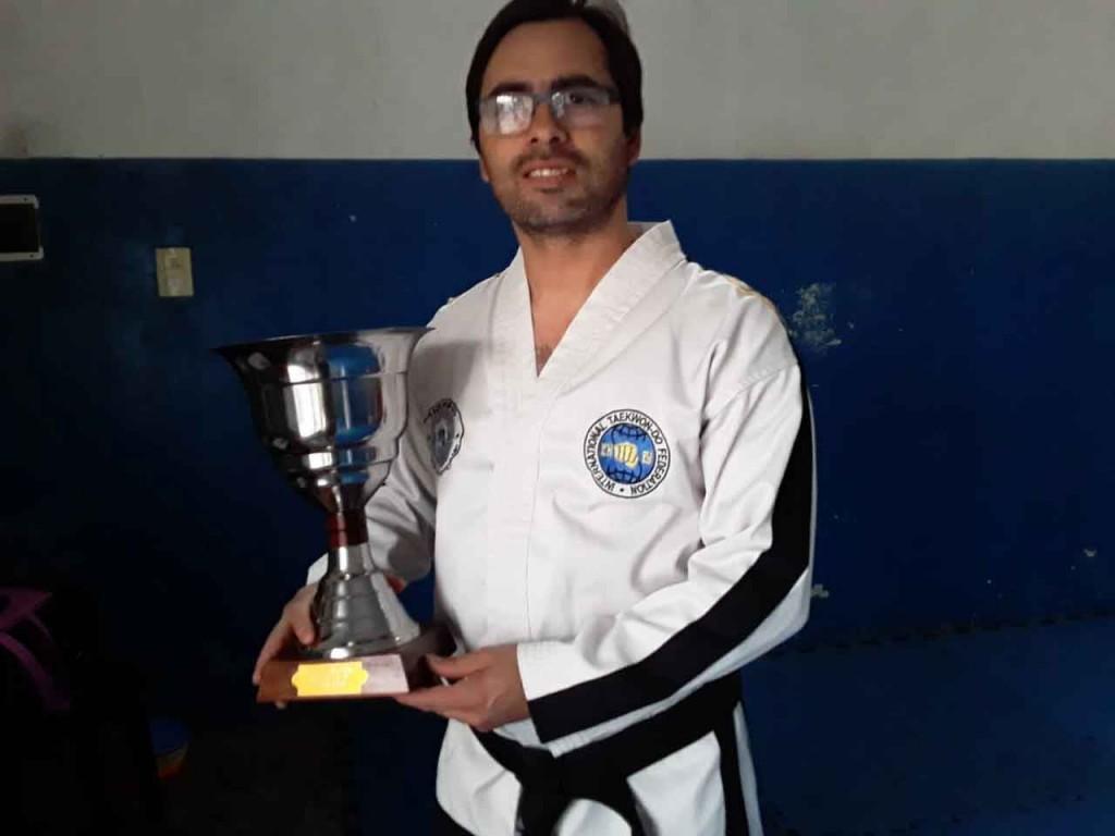 Jorge Ruiz: 'Es muy bueno para los chicos recibir este tipo de reconocimientos'