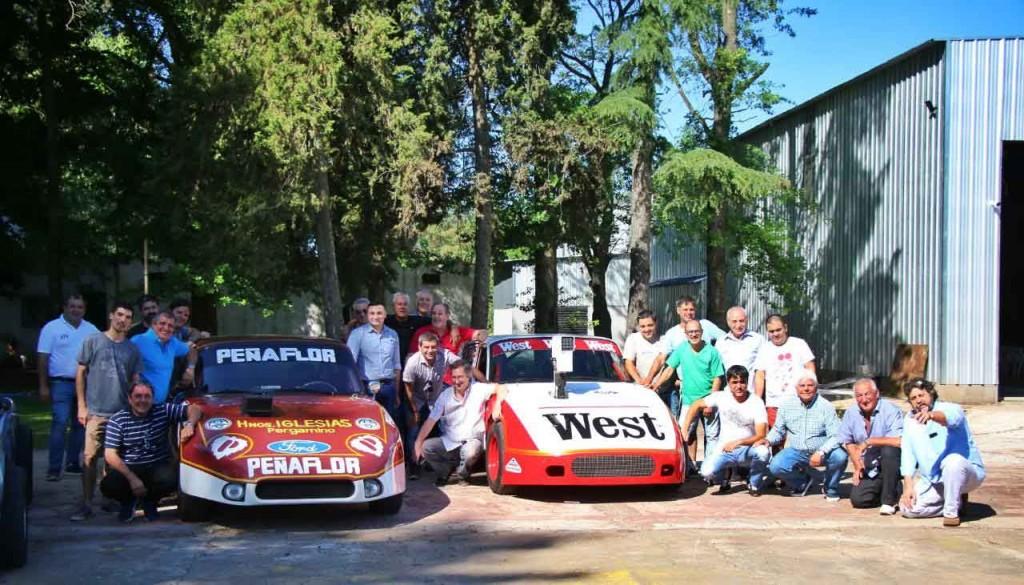 La Agencia de Seguridad Vial estuvo presente en el cierre de año del Quilmes Automóvil Club