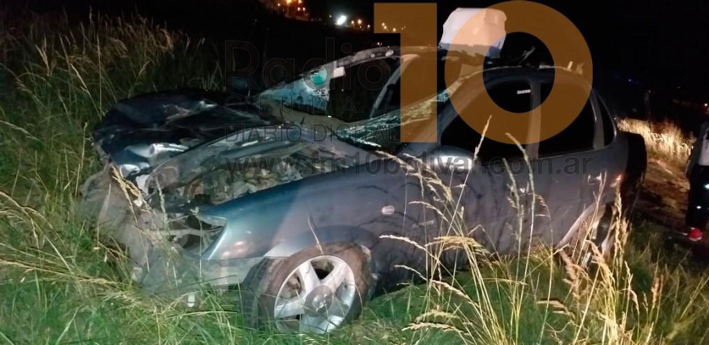 Impacto de un auto y un equino: Falleció la joven hospitalizada el pasado sábado