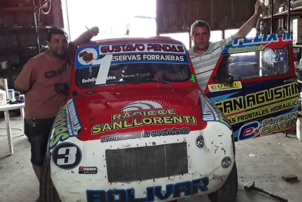 Diego Cañete: 'Con uno ganamos y con otro morimos de pie en el ultimo centímetro de la carrera'