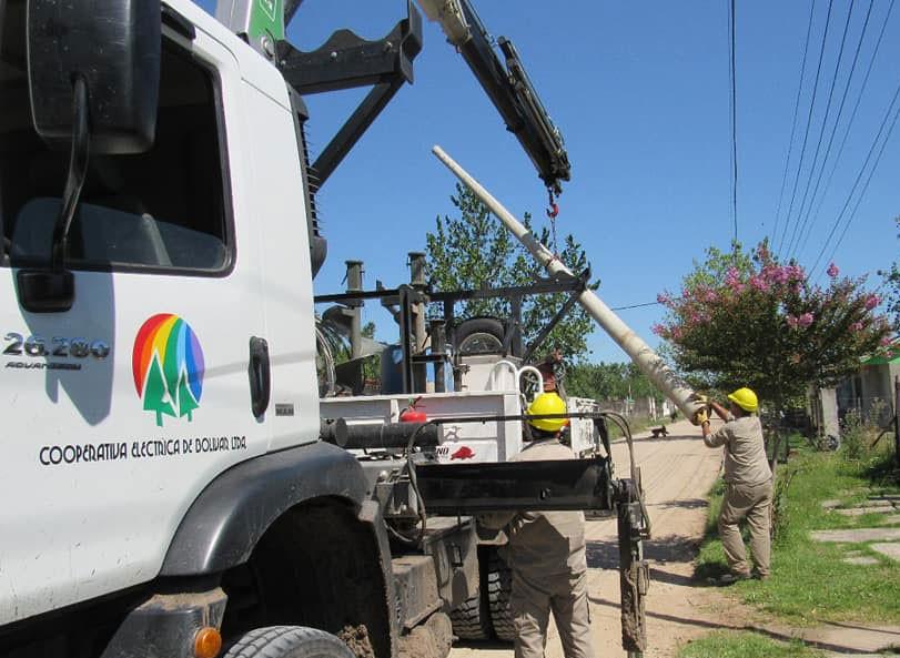 Corte de energía programado; Viernes 29 en línea rural 'Paraje La Carolina'