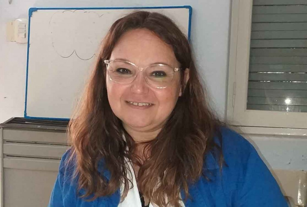 Daniela Stampone: 'La intencion es revalorizar la importancia que tiene la educación de adultos'