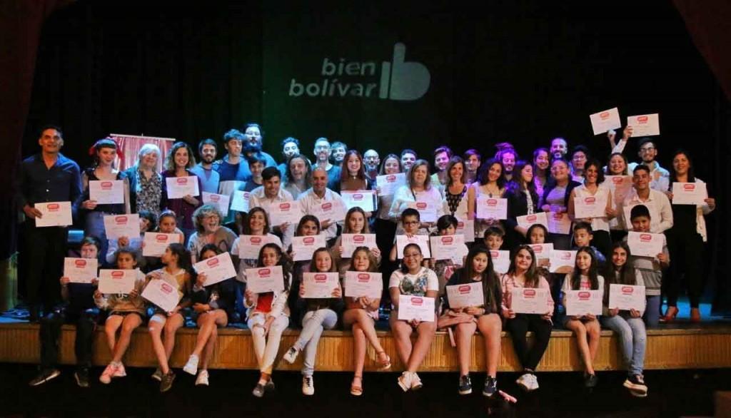 Se desarrolló el concierto clausura de la Escuela Municipal de Música