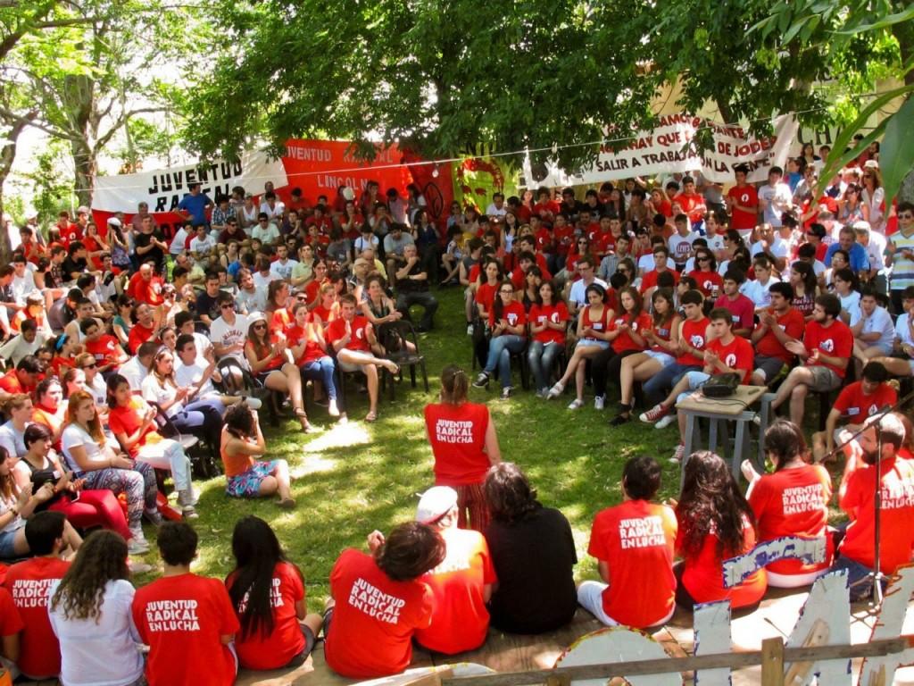 La Juventud Radical bolivarense participará del gran  debate político que definirá los destinos de la UCR