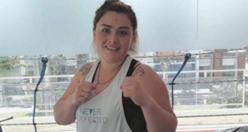 Daniela la niña Quiroga: 'Las ganas de subir al ring son más fuertes que todo'