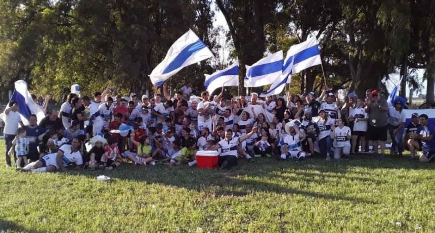 Campeonato Copetón en la 2º división del Futbol Rural Recreativo