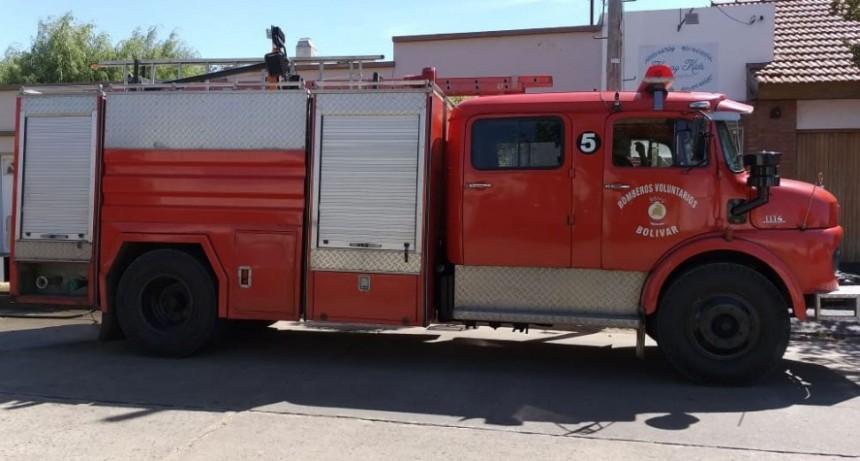 Nuevo sorteo de la rifa de bomberos voluntarios