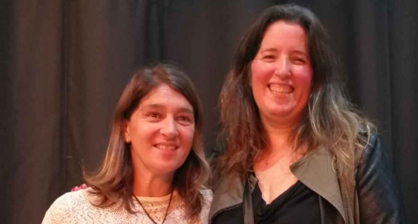 Agustina Bazterrica: 'Una de las consecuencias más lindo del libro es este contacto que se genera con los alumnos'