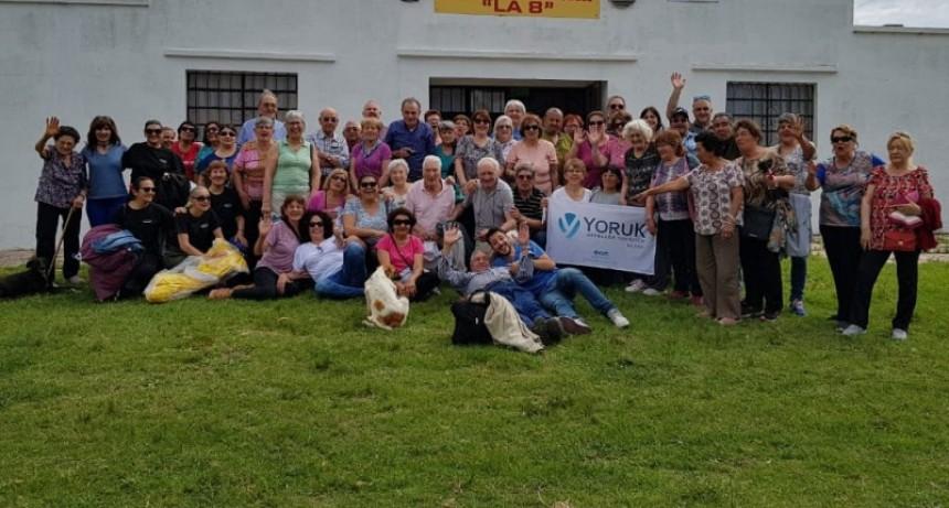 La Dirección De Turismo recibió un contingente de Neuquén