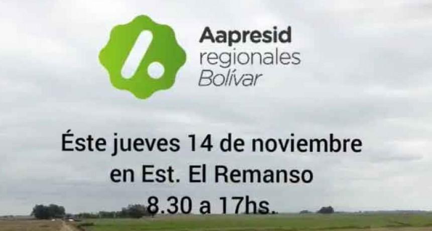La Sociedad Rural de Bolívar presente en la Jornada Anual de Aapresid 'Un Productor en Acción'