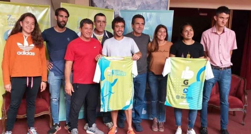 Se llevó a cabo la presentación oficial de la 21° Maratón Internacional 'Dino Hugo Tinelli'